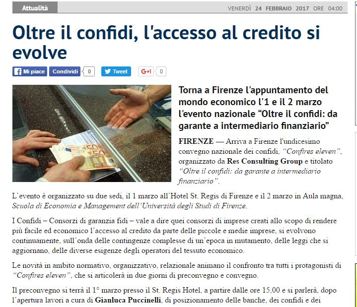 Confires-Toscana-News